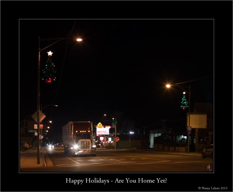 Happy Holidays Photography