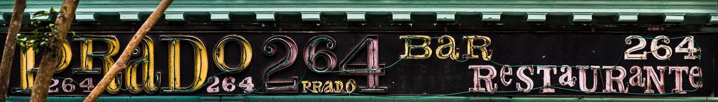 Prado 264 Bar and Restaurante