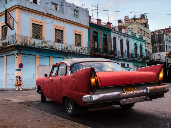 Street photography in Cuba with the Olympus OM-D E-M5